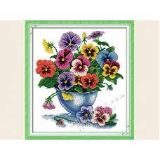 """Набор для вышивания крестиком """"Букет цветов"""" H340"""
