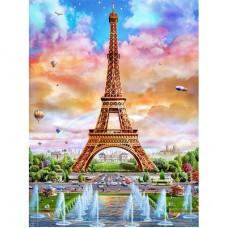 "Алмазная мозаика ""Эйфелева башня"" C11"