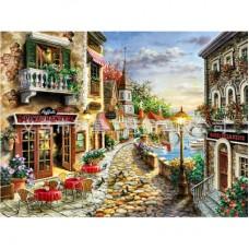 """Алмазная мозаика """"Красивые улочки"""" C13"""